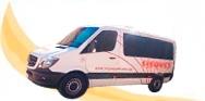 alquiler de microbus pequeño