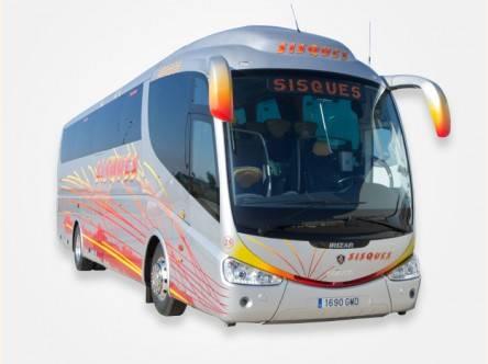 Autocares Sisques extrena su nueva web